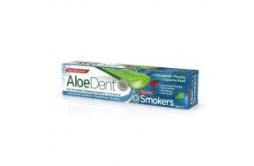 Optima Naturals Aloe Dent Triple Action Smokers 100ml