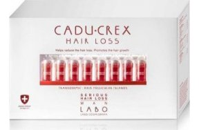 Labo Crescina Caducrex Serious Man 40x3.5ml