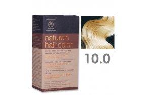 Apivita Nature's Hair Color 10.0 Κατάξανθο