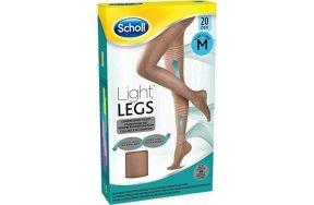 SCHOLL LIGHT LEGS20 DEN BIEGE (M)