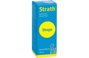 Strath Drops Φυτική Μαγιά 100ml