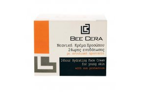 Bee Cera 24hour Hydrating Face Cream All Skin Types 50ml