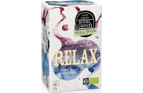 Royal Green Herbal Infusion Relax 16 Φακελάκια
