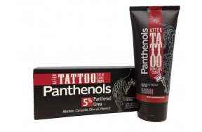 Panthenols After Tattoo Skin Care Cream 100ml