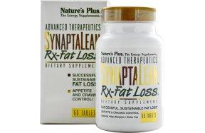 Nature's Plus Synaptalean RX Fat Loss 60 ταμπλέτες