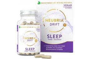 Neubria Drift Sleep Supplement 60 κάψουλες