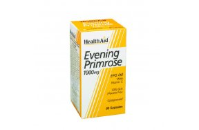 HEALTH AID EVENING PRIMROSE 1000MG 90CAPS