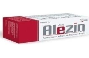 Uplab Pharmaceuticals Alezin Ointment 50gr