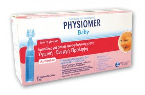 PHYSIOMER UNIDOSES 30TEM