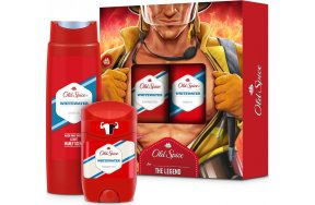 Old Spice For the Legend Whitewater Deodorant Stick & Shower Gel