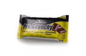 Anderson Pro-Crunchy Low-Carb Protein Bar Chocolate 40gr