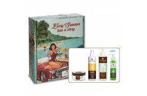 Messinian Spa Aquaholic Summer Essentials Every Summer Has A Story Vintage Box