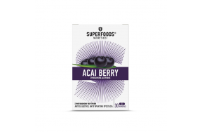 SUPERFOODS ACAI BERRY EUBIAS 300MG 30CAPS
