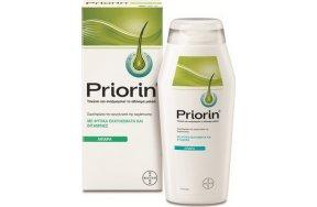 Priorin Priorin Σαμπουάν Κατά της Τριχόπτωσης για Λιπαρά/Αδύναμα Μαλλιά 200ml