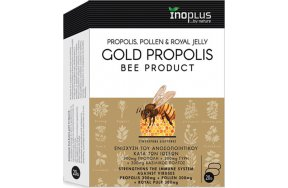 Ino Plus Gold Propolis Bee Product 20 κάψουλες 20 ταμπλέτες