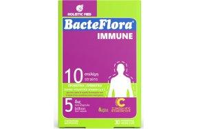 Holistic Med Bacteflora Immune 30 φυτικές κάψουλες