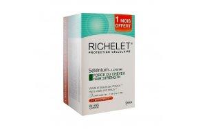 Richelet Hair Strength 60 + 30 Κάψουλες Δώρο