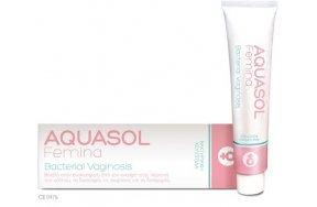 Olvos Science Aquasol Femina Bacterial Vaginosis Gel 30ml