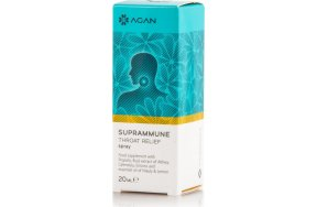 AGAN SUPRAMMUNE THROAT RELIEF 20ML