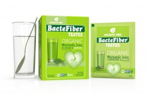 Holistic Med BacteFiber Teatox 14 φακελίσκοι x 5.5gr
