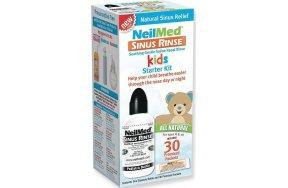 NeilMed Sinus Rinse Kids Starter Kit 30 sachets