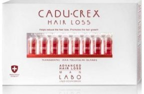 Labo Crescina Caducrex Advanced Man 20x3.5ml