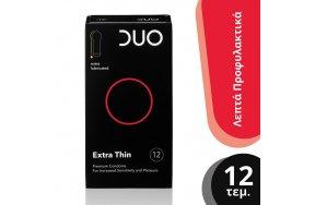 Duo Extra Thin 12τμχ