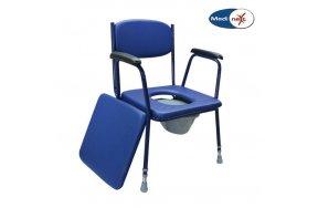 Medinext Commode Καρέκλα + WC με Ρυθμιζόμενο Ύψος