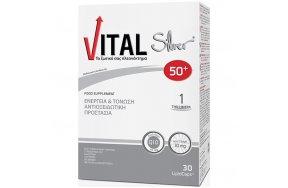 Vital Silver 50+ 30caps