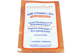 Hydrovit Pure Vitamin C 20% Collagen Booster Monodose 7Caps