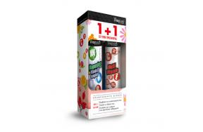 Ino Plus Magnesium Vitamin B Complex 300mg & MultiVitamin 20 & 20 αναβράζοντα δισκία Πορτοκάλι