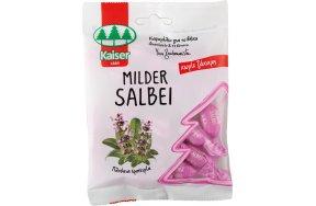 Kaiser 1889 Milder Salbei Φασκόμηλο & 13 Βότανα Καραμέλες για το Βήχα 60gr