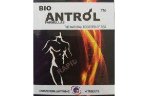 Medichrom Bio Antrol Rapid 4 ταμπλέτες