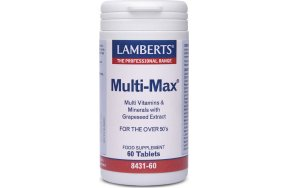Lamberts Multi Max 60 ταμπλέτες