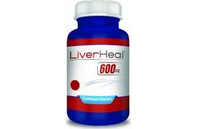 MaxiHeal Liver Heal 600 mg 30 caps