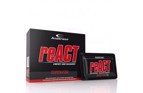 Anderson reACT Energy and Recovery Red Orange 25gr 20sachets