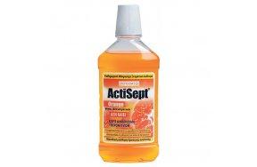 Intermed ActiSept Στοματικό Διάλυμα Πορτοκάλι 500ml