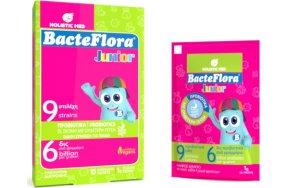 Holistic Med Bacteflora Junior 10 φακελίσκοι x 1gr