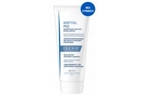 Ducray Kertyol P.S.O Rebalancing Treatment Shampoo 200ml