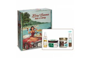 Messinian Spa Ecolife Tropical Vibes Every Summer Has A Story Vintage Box