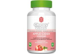 Vican Chewy Vites Apple Cider Vinegar 60 Ζελεδάκια