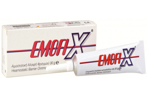 EMOFIX HAEMOSTATIC OINTMENT TUBE 30GR