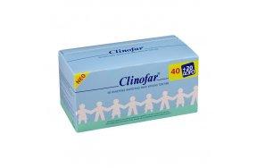 Clinofar Φυσιολογικός Ορός 40 αμπούλες + Δώρο 20 x 5ml