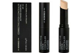 Korres Corrective Concealer Activated Charcoal SPF30 ACS1 3.5gr