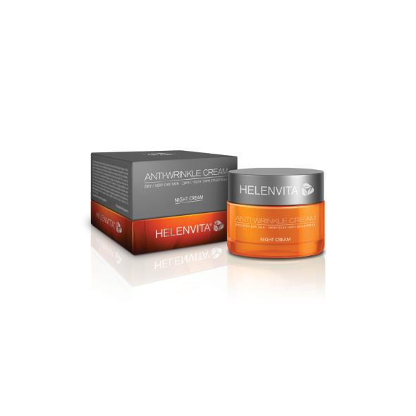 Helenvita Anti Wrinkle Night Cream Dry Skin 50ml