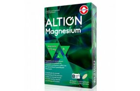 Altion Magnesium 375mg 30 ταμπλέτες
