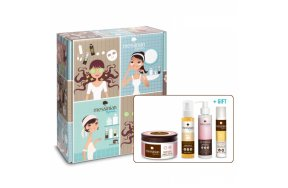 Messinian Spa Vintage Box Life Isn't Perfect But Your Hair Can Be!