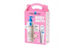 La Roche Posay Baby Bath Lipikar Syndet Ap+ 400ml & Cicaplast Baume B5 15ml