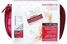 Macrovita Gel to Foam 3 in 1 & Active Formula Day Cream Normal/Combination Skin