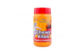 Vican Chewy Vites elly Bears, Propolis & Echinacea , 60 μασώμενα δισκία.